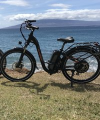 Guided Lahaina Electric Bike Tours