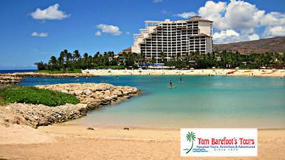 Each Ko'Olina Lagoon is Similar but there are Differences