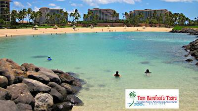 Exceptionally Clean and Well Tended Ko'Olina Beaches