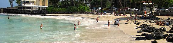 La'aloa (Magic Sands) Beach