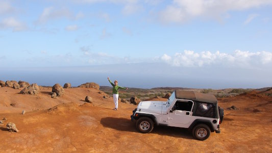 Over the Past Centuries the Island of Lanai has had many Faces