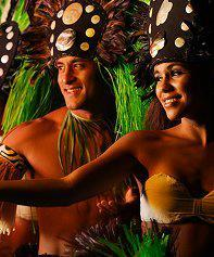Premium Gold Luau Package