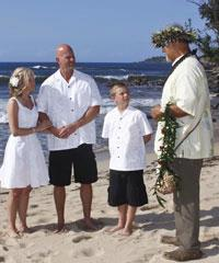 Re-Maui'd Vow Renewal