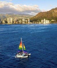 Waikiki Sailing Catamaran Charters