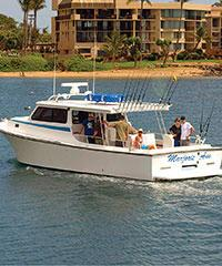 Reserve a Bottom Fishing Share Boat on the Marjorie Ann with Maui Fun Charters.