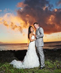 Maui - A Simple Beach Wedding