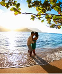Hawaii - Deluxe Beach Wedding
