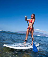 West Maui SUP Adventure