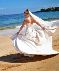 Maui - Extravaganza Beach Wedding
