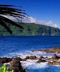 Reserve Maui Legend Tours for sightseeing the Maui island in mini coaches.