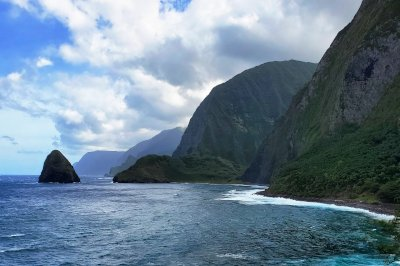 Amazing Air Journey to Molokai's Hidden Treasure