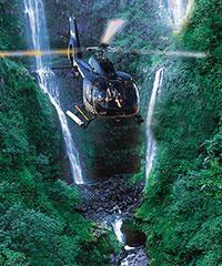 West Maui Molokai 40-45 minutes - Sunshine Helicopter
