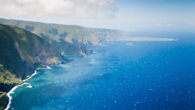 Molokai is among the 'most Hawaiian' of the Islands of Hawaii