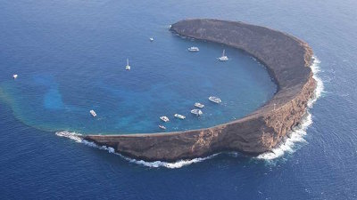 Molokini and Honolua Bay