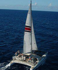 Snorkel Picnic Sail 4 Hour -  May 2- Sept 30 - North Shore Catamaran Charters