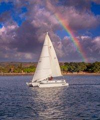 40' Sailing Trimaran Boat