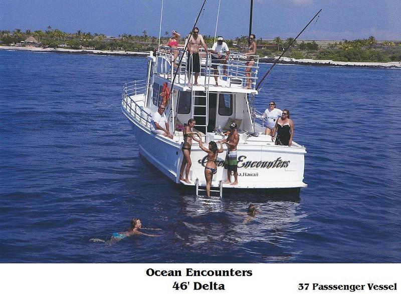 Hawaii ocean encounters sport fishing fishing charters for Sport fishing hawaii