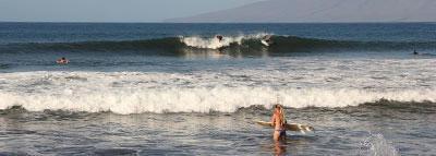 Oluwalu Surf Guide