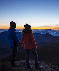 On Maui M5 Haleakala Sunset - Polynesian Adventure Tours