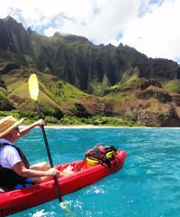 Na Pali Coast Sea Kayak - Outfitters Kauai