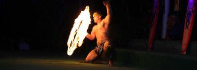Travel Blog #143 - An Evening At The Paradise Cove Luau