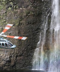 Kona Waterfall Heli-Trek