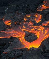Kona Volcano Eco Landing