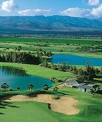Book a Tee Time at the Hawaii Prince Golf Course