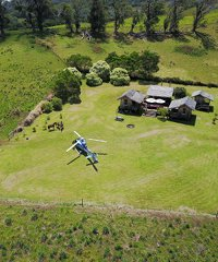 Private Heli Ranch Experience