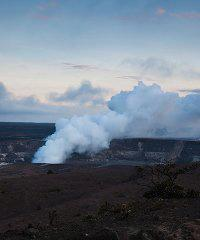 From Oahu- (H-2) Volcano Adventure
