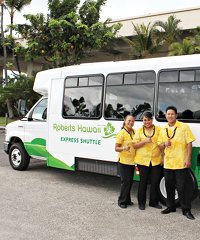 KAUAI - Airport Express Shuttle