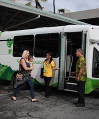 KONA - Airport Express Shuttle