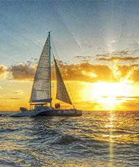 Make reservations for a snorkel trip or sunset sail on the Sea Maui.