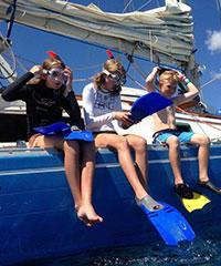 Reserve the 4 Hour Snorkel Sail with Maui Ocean Charters