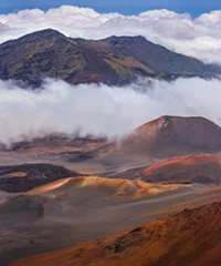 Haleakala Daytime Summit and Maui Wine Tour