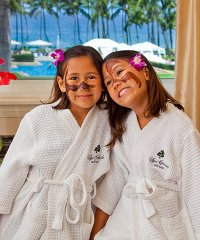Massage, Facials and Spa Packages - Teen and Keiki (Ages 6-17 Years)