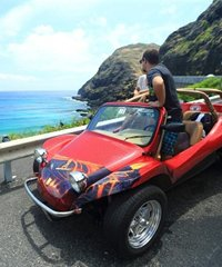 East Maui Hana Haleakala with Buggy