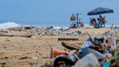 Threat of 'Ghost Netting' and Marine Debris