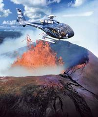 From Maui - 34M Volcano & Helicopter Adventure Tour
