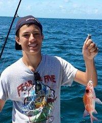 Reef Fishing Charter - Tradewind Charter