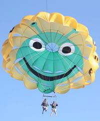 Early Bird 8:00 AM - UFO Parasail