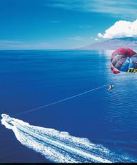 800' Deluxe Ride - UFO Parasail - Maui