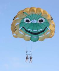 1200' Out of This World - UFO Parasail Maui