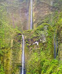West Maui, Molokai (60 minutes)