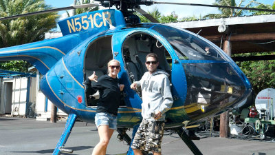 Why should you consider a Doors Off helicopter flight?