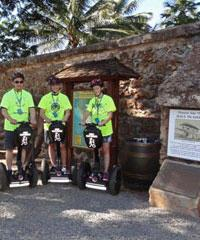 Lahaina Discovery Deluxe Segway Tour 2.5 hours