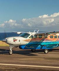 Complete Island Flight - Big Island Air