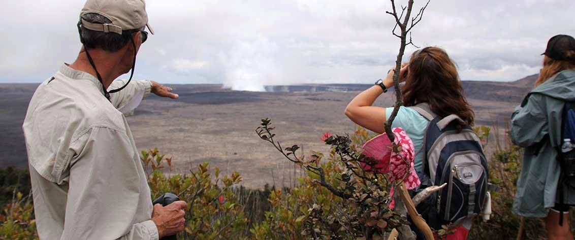 Big Island of Hawaii hiking tours will present you with some Hawaii hiking experiences unavailable on other islands.