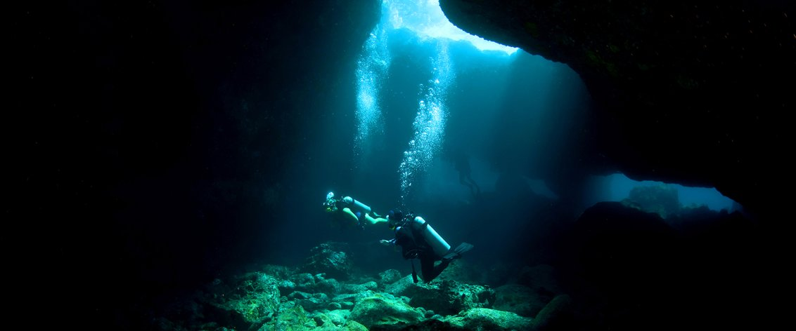 Big Island Scuba Diving is an underwater adventure!