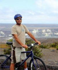 Bike To Pele Active Lava Tour